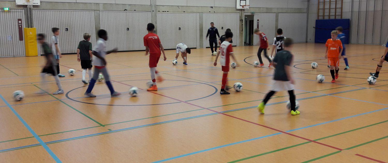 Fussballtraining Mit Dem Dfb Und Dem Sv Darmstadt 98 Bertha
